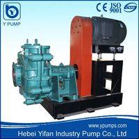 Yh (R) Heavy Duty Slurry Pump