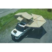 Roof Top Tent / Car Top Tent  Polyester or  280g Ripstop Canvas Material By Sundaycampers thumbnail image