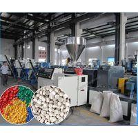 Recycled PVC Pelletizing Machine / PVC Hot Cut Pelletizing Line thumbnail image