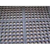 Anti-Slip Rubber Mat/Rubber Sheet Door Mat Cloth Inserted Sheet Cow Stall Mat Pebble Rubber Matting