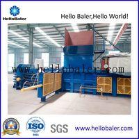 Automatic waste paper baling machine HFA13-20