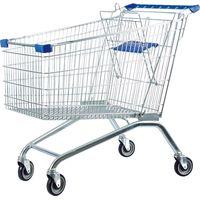European style lowest price supermarket shopping cart trolley thumbnail image