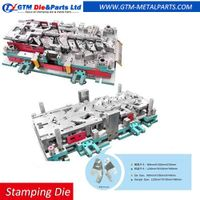 Custom Hot sell stamping mold