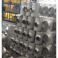 A403 Stainless reducer tees