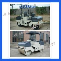 JL-41/41C 20KN hydraulic road roller ,vibratory road roller , double drums road roller