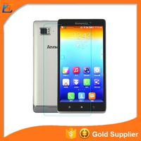 factory price 2017 hot tempered glass screen protector for lenovo a706 thumbnail image