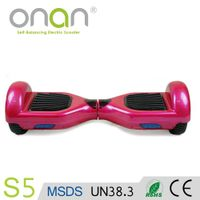 Self Balancing hover board with Samsung battery