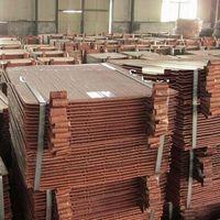 Copper Cathodes, Copper Plates, Copper Sheets, Copper Wire, Copper Coils. thumbnail image