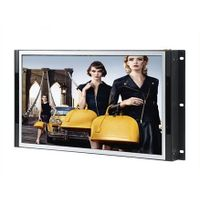 19 inch open frame advertising screen