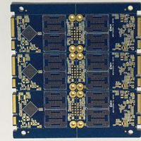 Multilayer Enig & HASL PCB Circuit Board with Good Quality