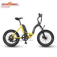 The Best Step-thru Folding Electric Bike
