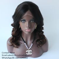 Customized Lace frontal wigs