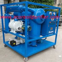 Waste Lubricating Oil Filtration and Flushing System