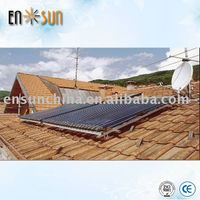 Solar Thermal collector Heat pipe with vacuum tube made in China high effeciency thumbnail image