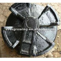 Idler roller for IHI CCH1500E crawler crane undercarriage part thumbnail image