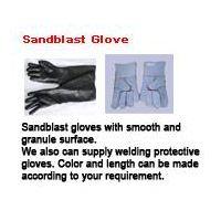 Sandblast glove thumbnail image