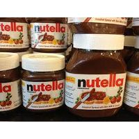 Authentic Nutella Cream Chocolate 230g, 350g and 600g thumbnail image