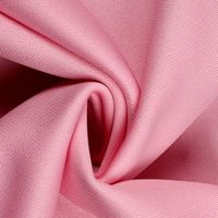 Wholesale quality plain fabric polyester fabric for school suit thumbnail image