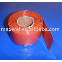 Self fusing silicone rubber tape
