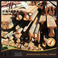 high quality 38kg/m heavy steel rails