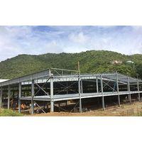 Prefab Steel Structure Warehouse Building thumbnail image