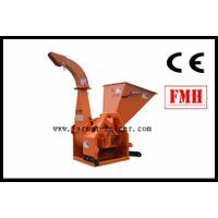 New style DW30 drum wood chipper