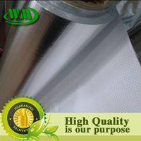 heat insulation Aluminum foil woven fabric