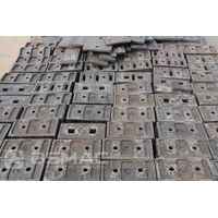 Coal crusher liner plate for sale