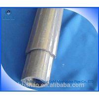 OD 20-65mm Cold drawn triangular steel tube
