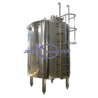 stainless steel storage wine tank
