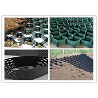 HDPE geocell for roadbed and slope surface