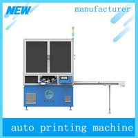 screen printing machine for pen tube,simple bottles