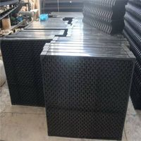 cellular air inlet louvers