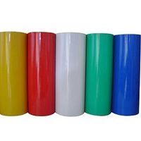 Supply colorful PET sheet and roll thumbnail image