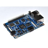 64-bit quad-core mini single board computer BPI-M64 Banana Pi M64