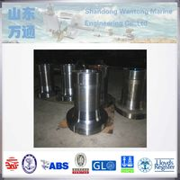 Marine forged steel shaft couplings hydraulic shaft couplings for vessels