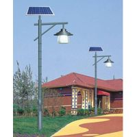 Solar Garden Light with pole