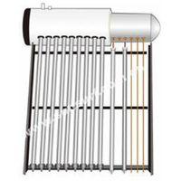 High Pressure Integrative Solar Water Heater