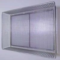 Welding Stainless Steel Wire Mesh Basket thumbnail image