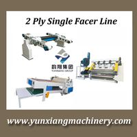 Single Facer Line