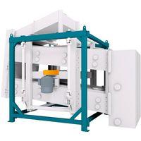 Seed screener / seed cleaner / hull separator / cleaning machine