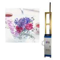 Economical Supplier Wall Murals Printer Vertical Printing Machine For Wall