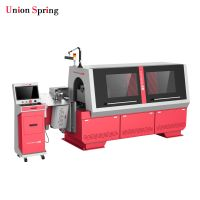 3D wire bending machine Simple child seat forming machine