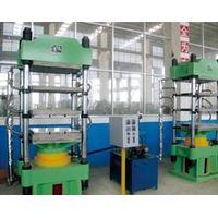 Plate vulcanizer machine China thumbnail image