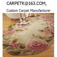 China hand tuft carpet, China wool carpet manufacturer, China hand tufted carpet, thumbnail image