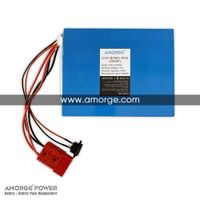 Amorge lithium battery pack 72v 40Ah for ebike