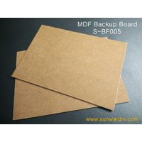 MDF/HDF Backup Board/ Wood Backup Board/Fibreboard for PCB Drilling 1.6, 2.5mm thickness