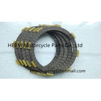 two wheeler motorcycle transmission parts CG125 clutch plate