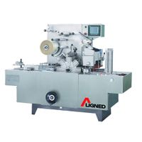 DTS-2000A Cellophane Overwrapping Machine
