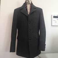 Casual Wool Coat